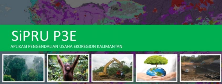 siPru KLHK P3E Kalimantan