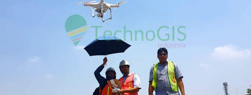 drone pt surveyor indonesia technogis