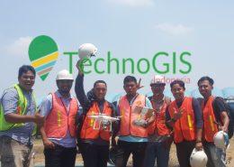 featured image pelatihan pemetaan dengan drone technogis