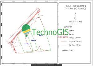 hasil pengukuran kontur technogis indonesia