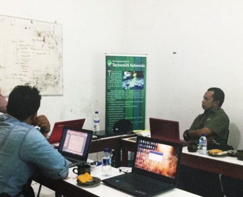 konsultansi web gis dinas lingkungan hidup merauke technogis indonesia featured image