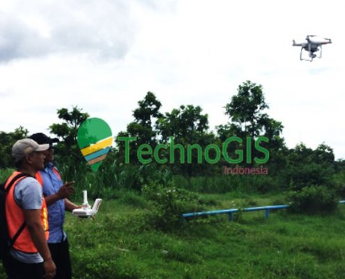 pelatihan drone technogis november