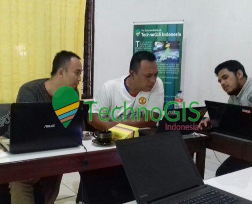 pelatihan sig dasar technogis indonesia 1