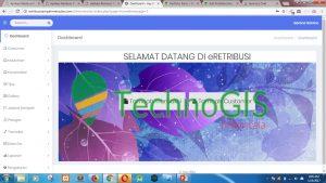 aplikasi retribusi sampah merauke by technogis 2