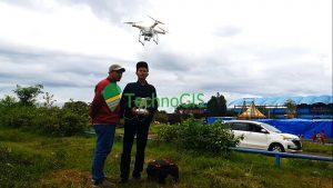 pelatihan drone pemetaan technogis 2