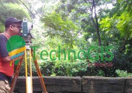 pengukuran topografi bandung zoo oleh technogis featured image