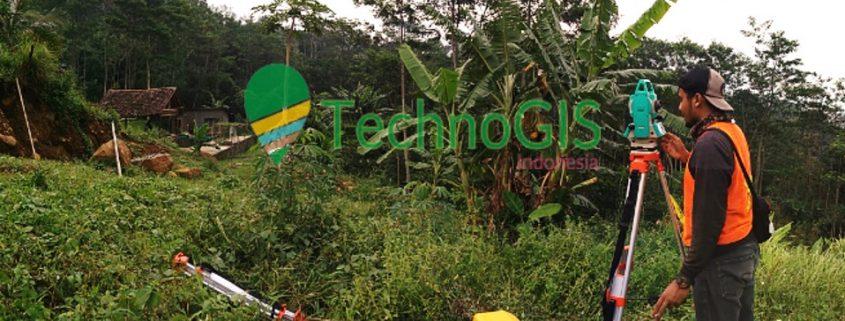 jasa pemetaan topografi di technogis indonesia tahun 2018 lokasi ambara semarang 2