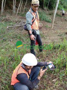 jasa pemetaan topografi di technogis indonesia tahun 2018 lokasi ambara semarang 4