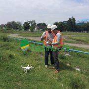 pelatihan pemetaan menggunakan drone technogis indonesia 2018 3