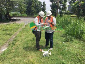 pelatihan pemetaan menggunakan drone technogis indonesia 2018 6