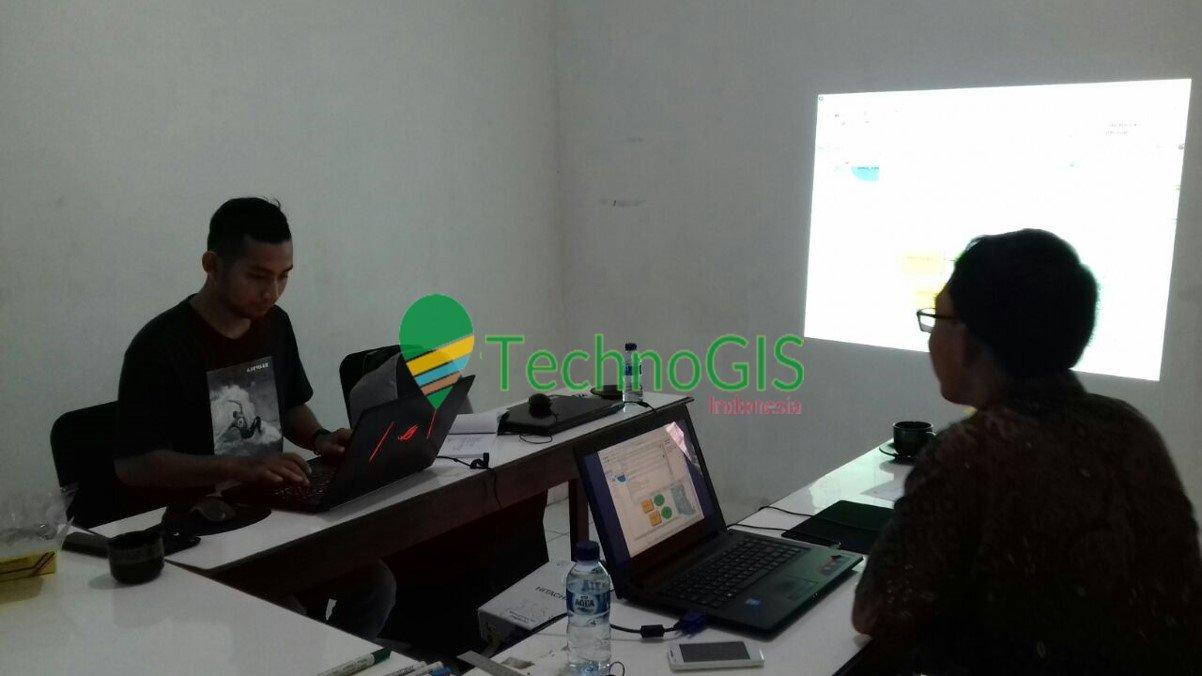 pelatihan sig lanjut technogis indonesia 2018 2