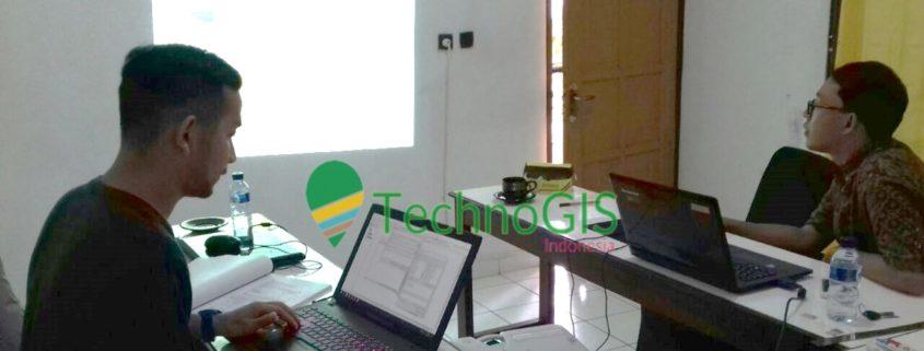 pelatihan sig lanjut technogis indonesia 2018 3