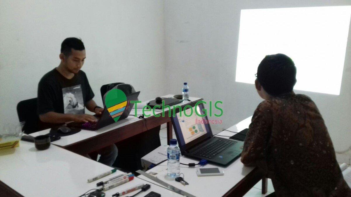 pelatihan sig lanjut technogis indonesia 2018