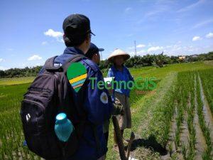survey pertanian