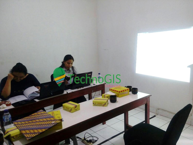 pelatihan remote sensing pengolahan citra technogis indonesia 3