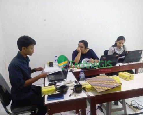pelatihan remote sensing pengolahan citra technogis indonesia 4
