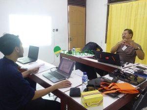 pelatihan sig dasar technogis indonesia tahun 2018 2