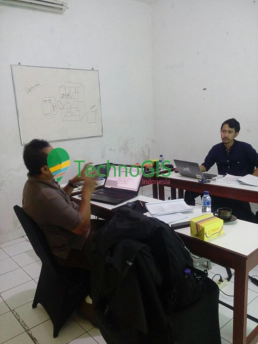pelatihan sig dasar technogis indonesia tahun 2018 3