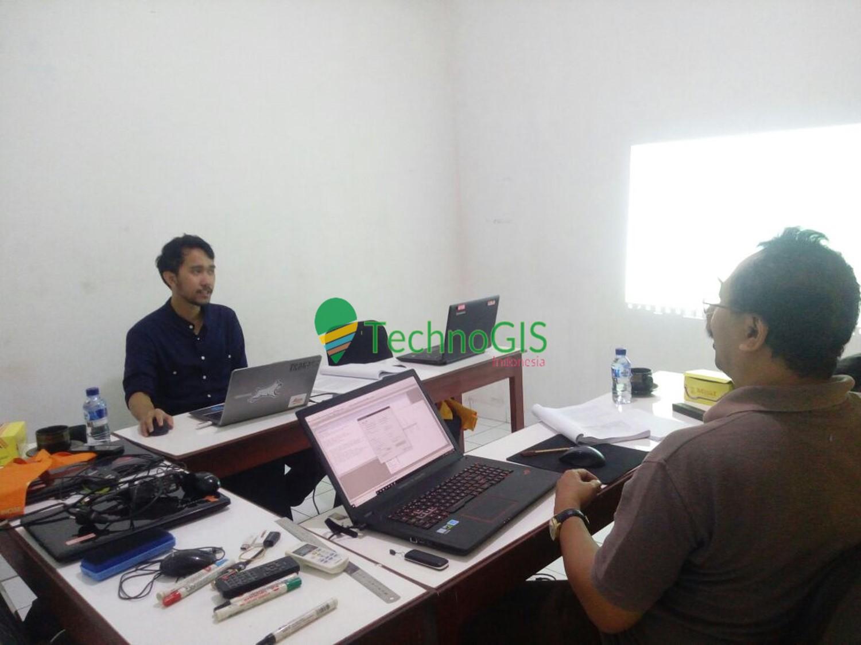 pelatihan sig dasar technogis indonesia tahun 2018