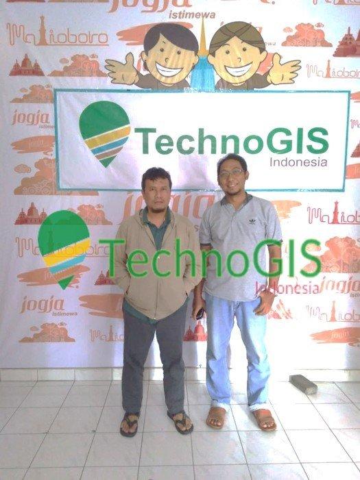 Pelatihan GIS Advanced Badan Penelitian Dan Pengembangan Kesehatan RI Baturaja di technogis indonesia tahun 2018