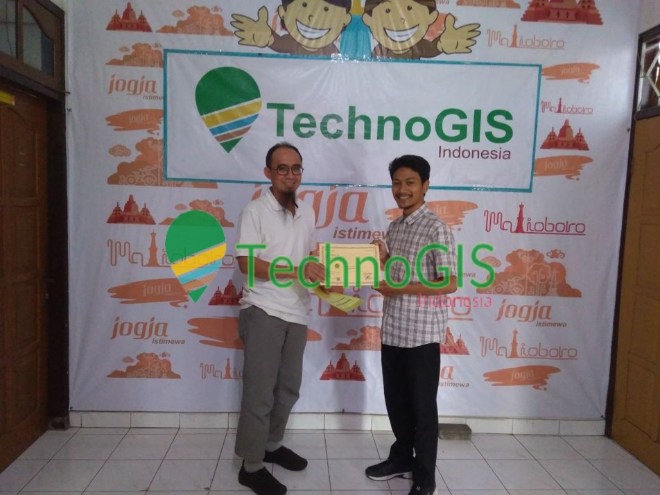 pelatihan gis advanced maret 2018 technogis indonesia