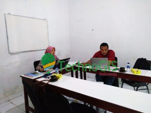 pelatihan gis dasar maret 2018 technogis indonesia 3