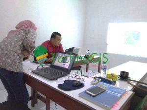 pelatihan gis dasar maret 2018 technogis indonesia