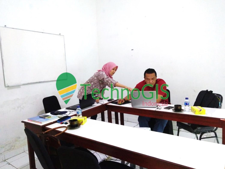 pelatihan gis dasar maret 2018 technogis indonesia 4