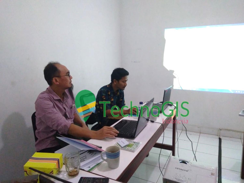 pelatihan gis tingkat lanjut maret 2018 technogis indonesia 2