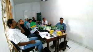 pelatihan gis tingkat lanjut pt adaro di technogis indonesia tahun 2018