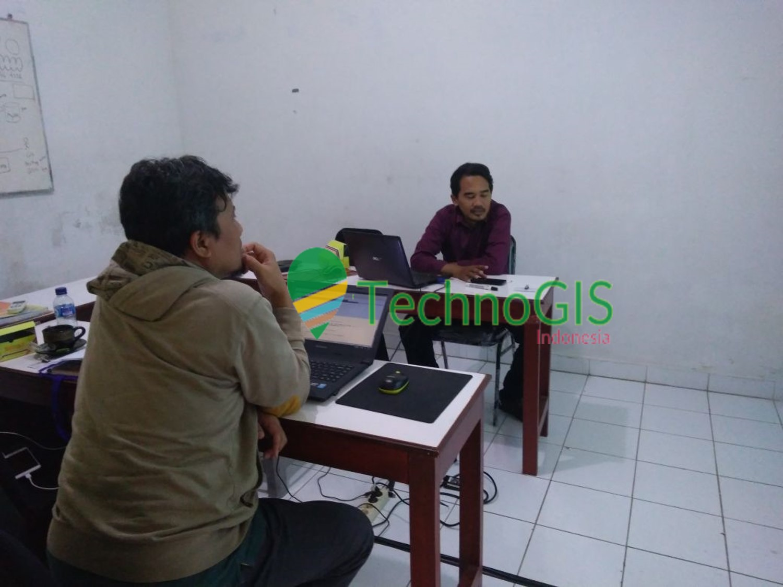 pelatihan webgis maret 2018 technogis indonesia