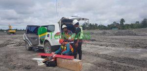 jasa foto udara tambang dan sawit technogis indonesia