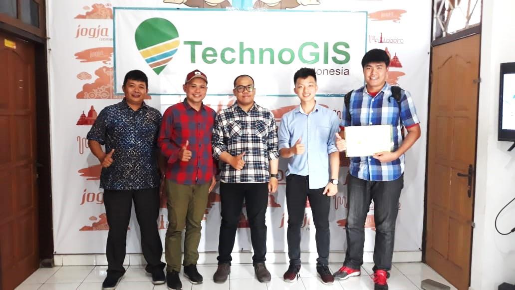 pealtihan gis dasar rapp di technogis indonesia 2